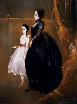 Madame Giry & Meg