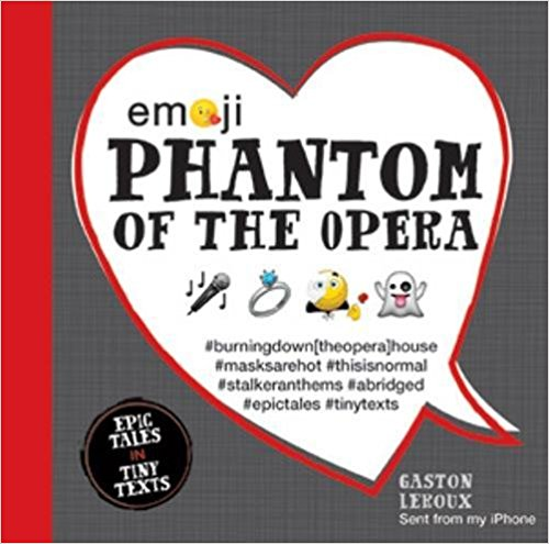 Emoji Phantom of the Opera
