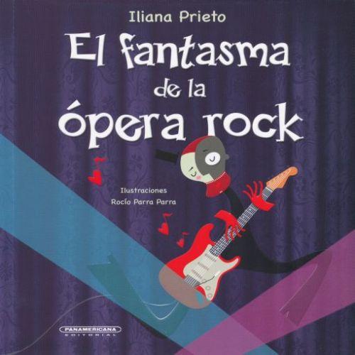 El fantasma de la ópera rock