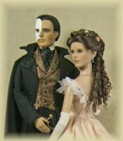 The Phantom of the Opera Doll