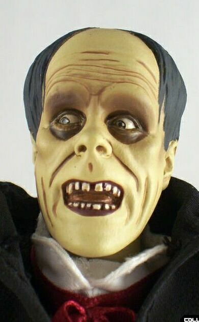 Lon Chaney Doll