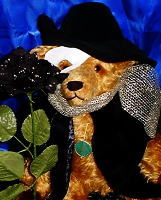 The Phantom of the Opera Bear